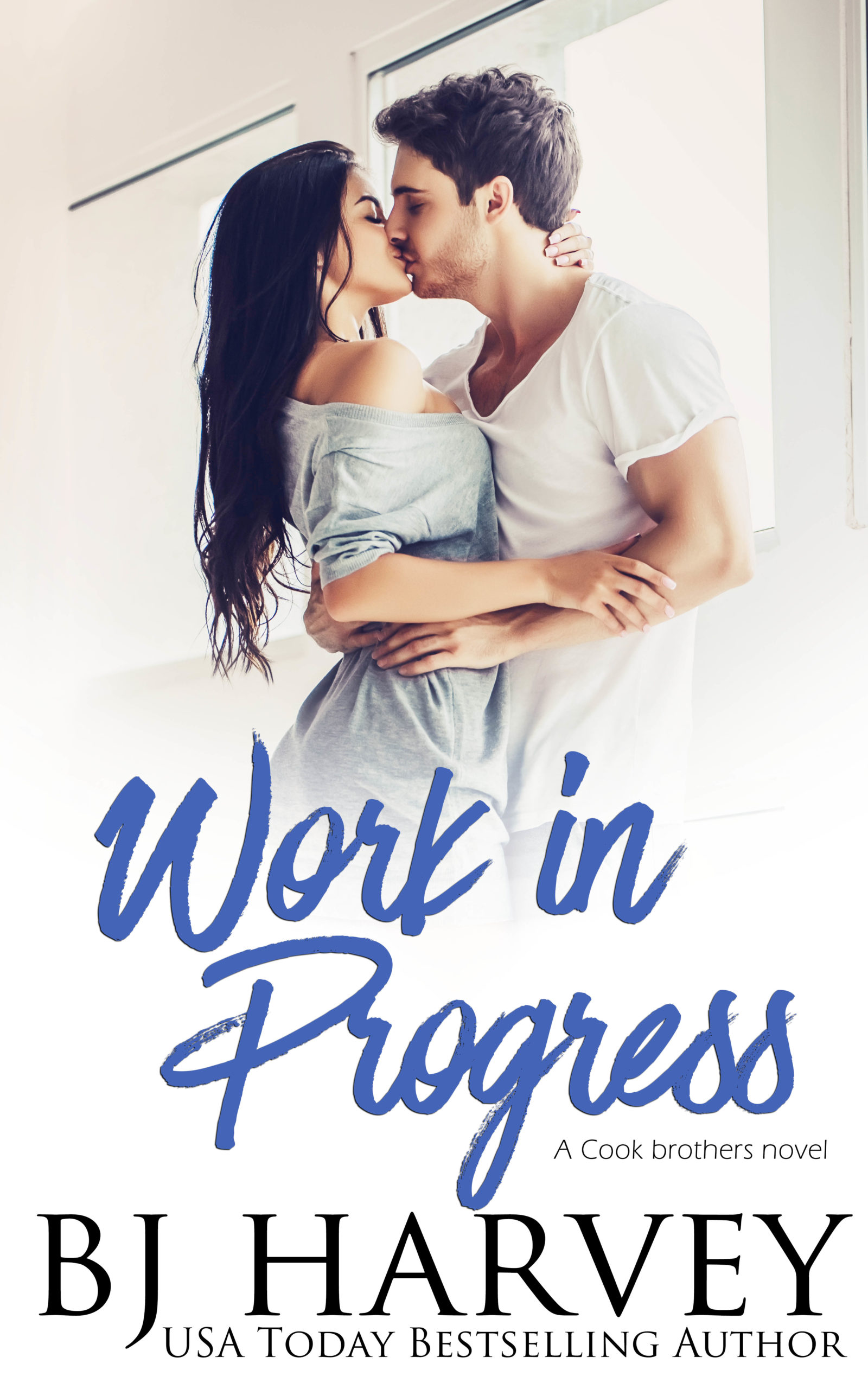 Work in Progress (Cook Brothers #1)