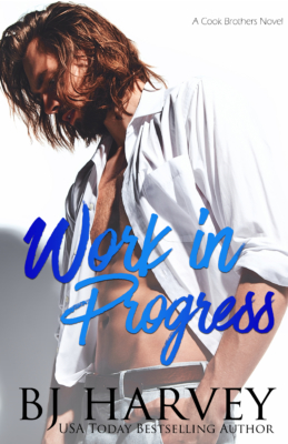 Work in Progress (Cook County #1)