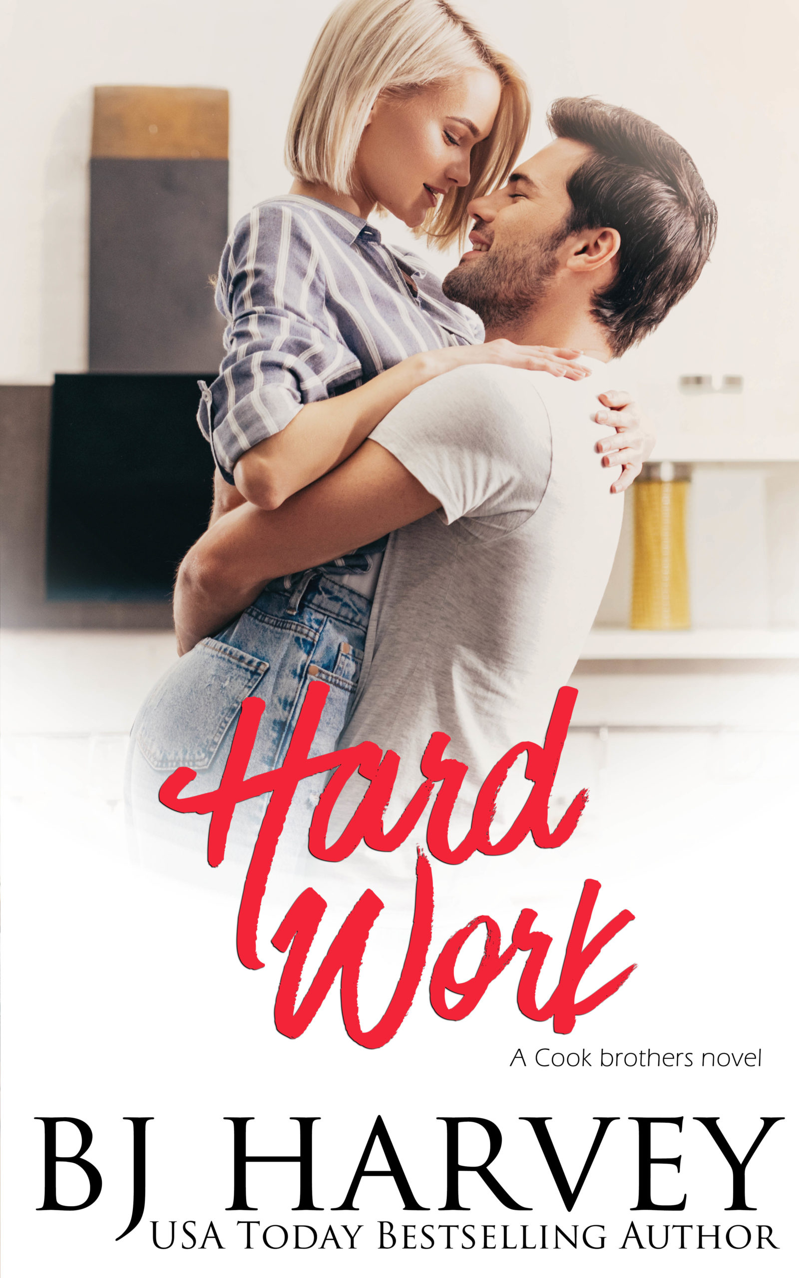 Hard Work (Cook Brothers #4)