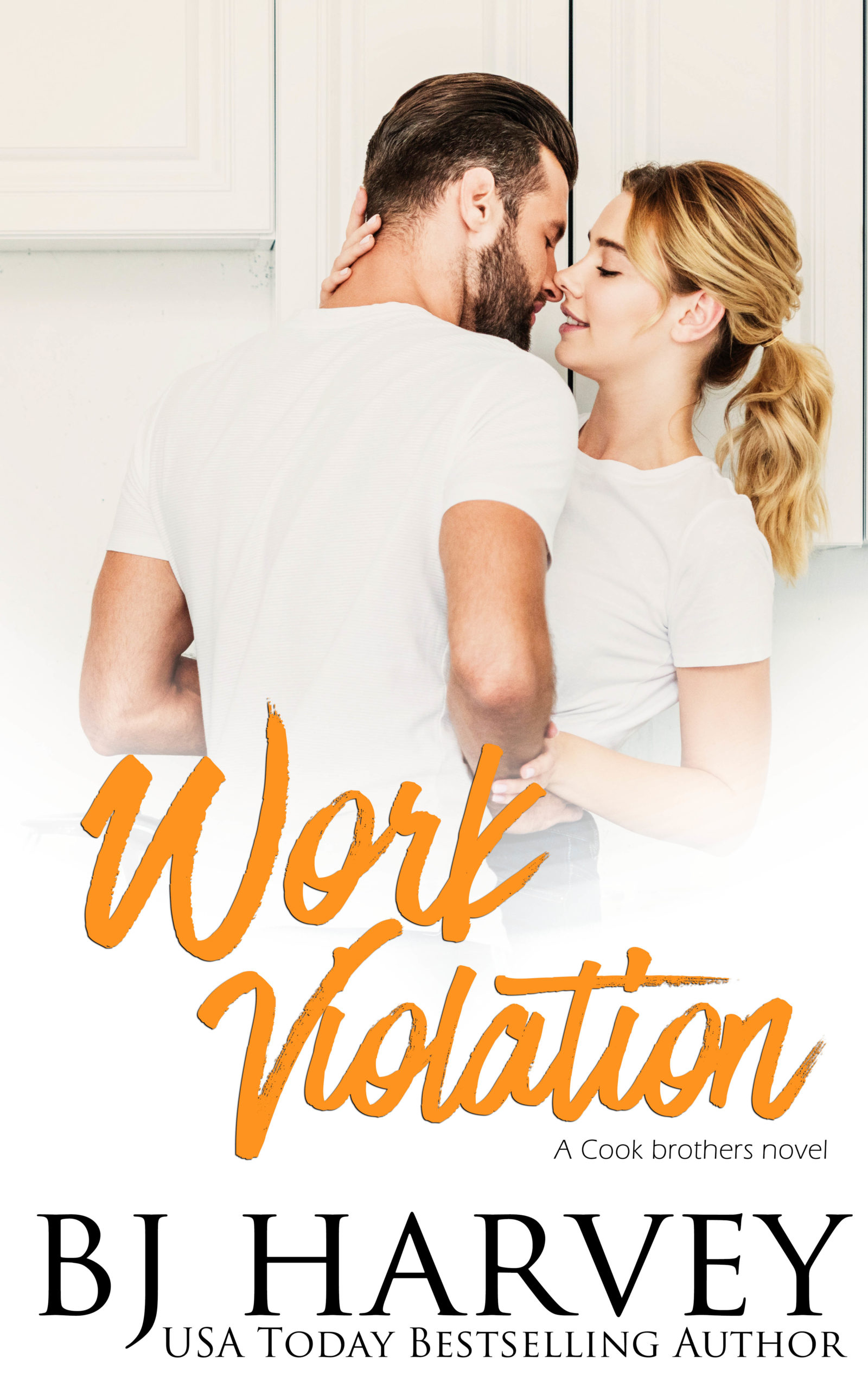 Work Violation (Cook Brothers #2)